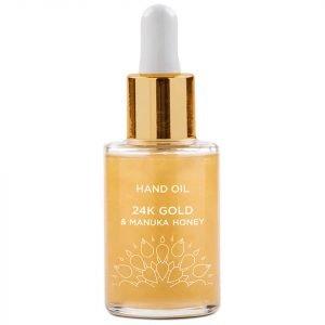 Manuka Doctor 24k Gold & Manuka Honey Hand Oil 25 Ml