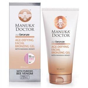 Manuka Doctor Apibronze Age-Defying Facial Bronzing Gel 50 Ml
