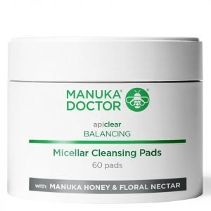 Manuka Doctor Apiclear Balancing Micellar Cleansing Pads Pack Of 60