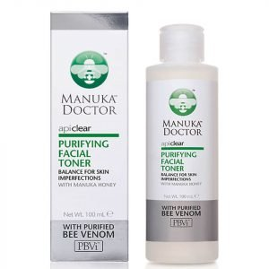 Manuka Doctor Apiclear Purifying Facial Toner 100 Ml