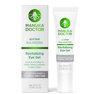 Manuka Doctor Apiclear Revitalising Eye Gel 10 Ml