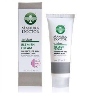 Manuka Doctor Apiclear Skin Blemish Cream 25 Ml