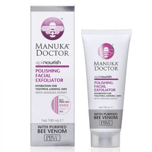 Manuka Doctor Apinourish Polishing Facial Exfoliator 100 Ml