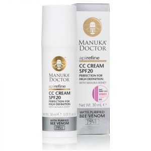 Manuka Doctor Apirefine Cc Cream With Spf20 30 Ml