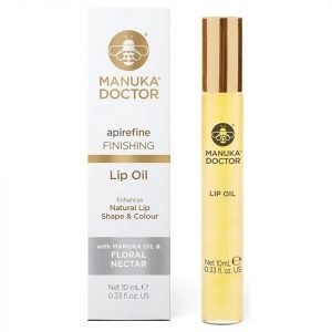 Manuka Doctor Apirefine Shake And Roll Lip Oil 10 Ml