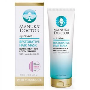 Manuka Doctor Apirevive Restorative Hair Mask 100 Ml