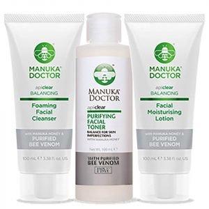 Manuka Doctor Clear Skin Regime