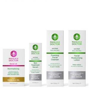 Manuka Doctor Neutralise Oily Skin Regime