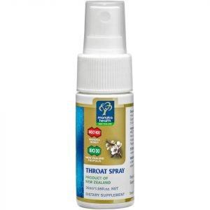 Manuka Health Propolis And Mgo 400 Manuka Honey Throat Spray 30 Ml