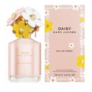 Marc Jacobs Daisy Eau So Fresh Edt 75 Ml Tuoksu