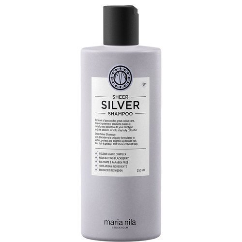 Maria Nila Care Sheer Silver Colour Guard Shampoo 350 ml