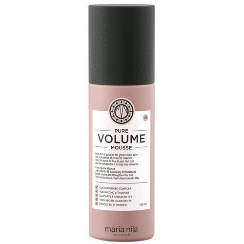 Maria Nila Care and Style Volume Mousse