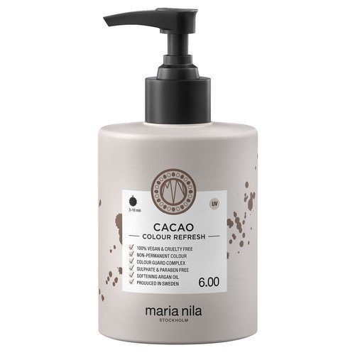 Maria Nila Colour Refresh 6.00 Cacao 300 ml