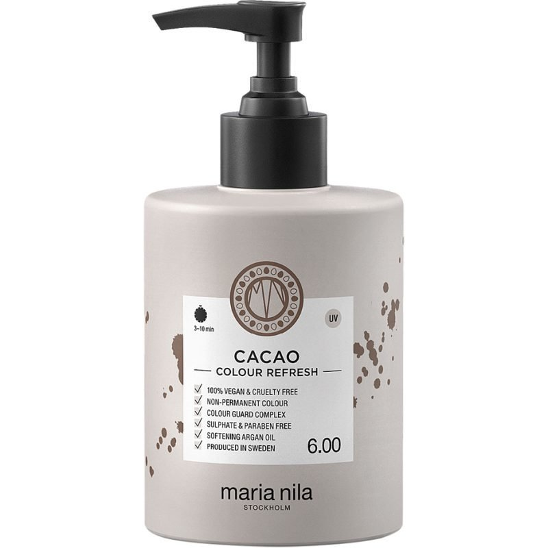 Maria Nila Colour Refresh 6.00 Cacao 300ml