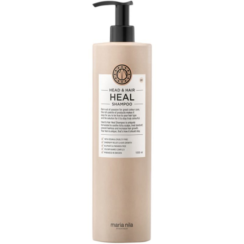 Maria Nila Head & Hair Heal Shampoo 1000ml
