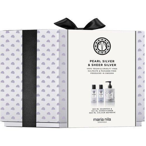 Maria Nila Pearl Silver Giftbox