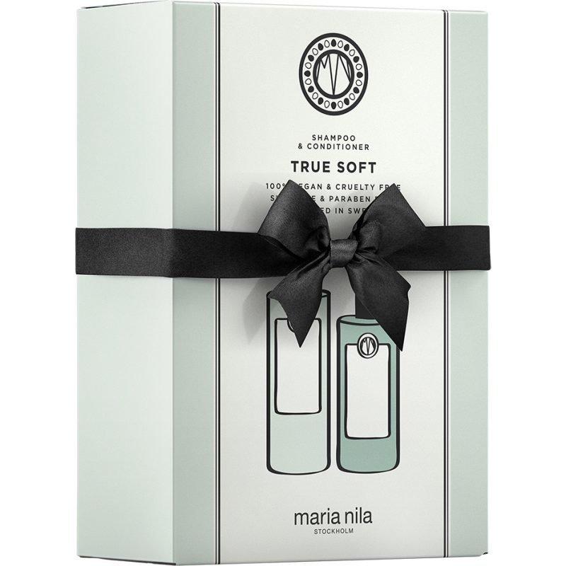Maria Nila True Soft Duo Shampoo 350ml Conditioner 300ml