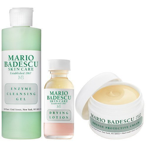 Mario Badescu Drying Lotion Cleansing Gel & Protective Cream