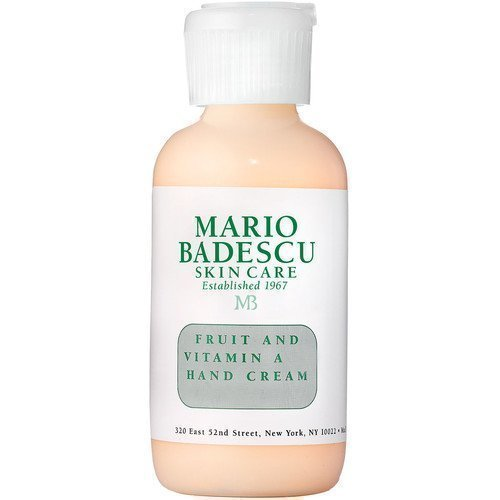 Mario Badescu Fruit and Vitamin A Hand Cream