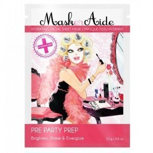 Maskeraide Pre Party Prep Sheet Mask Kasvohoito White