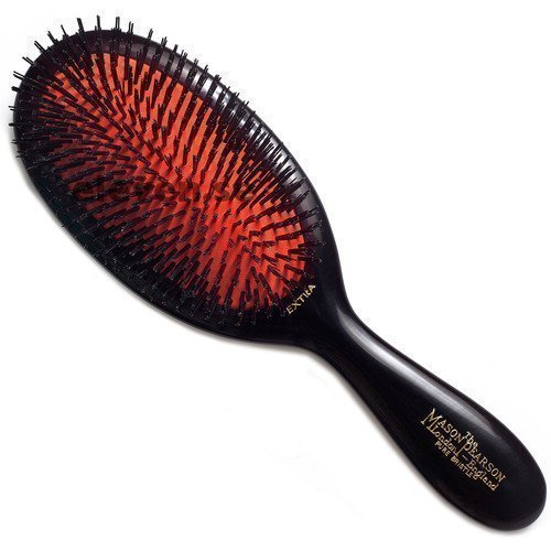 Mason Pearson Pure Bristle Extra Large Dark Ruby