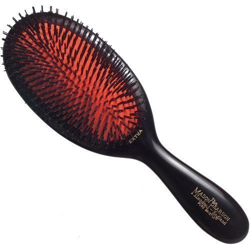 Mason Pearson Pure Bristle Small Extra Dark Ruby