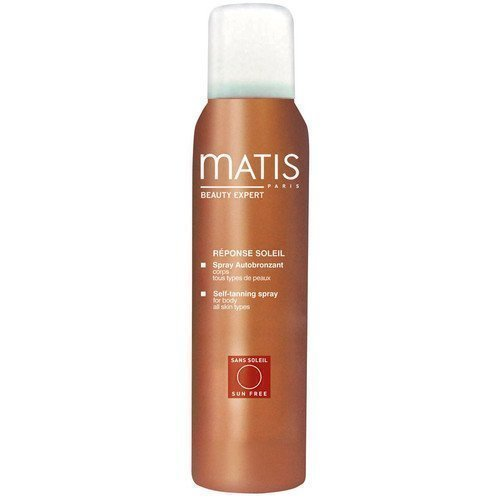 Matis Réponse Soleil Self-Tanning Spray For Body