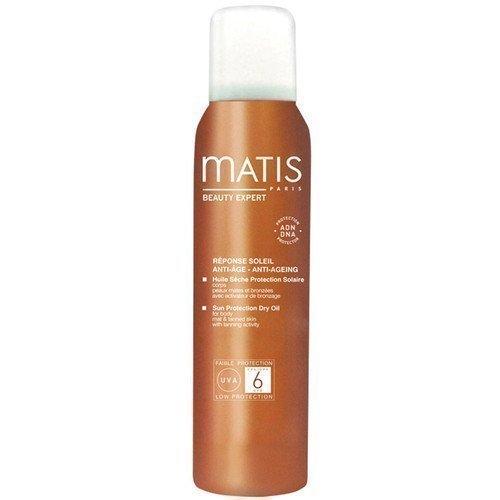 Matis Réponse Soleil Sun Protection Dry Oil SPF 6