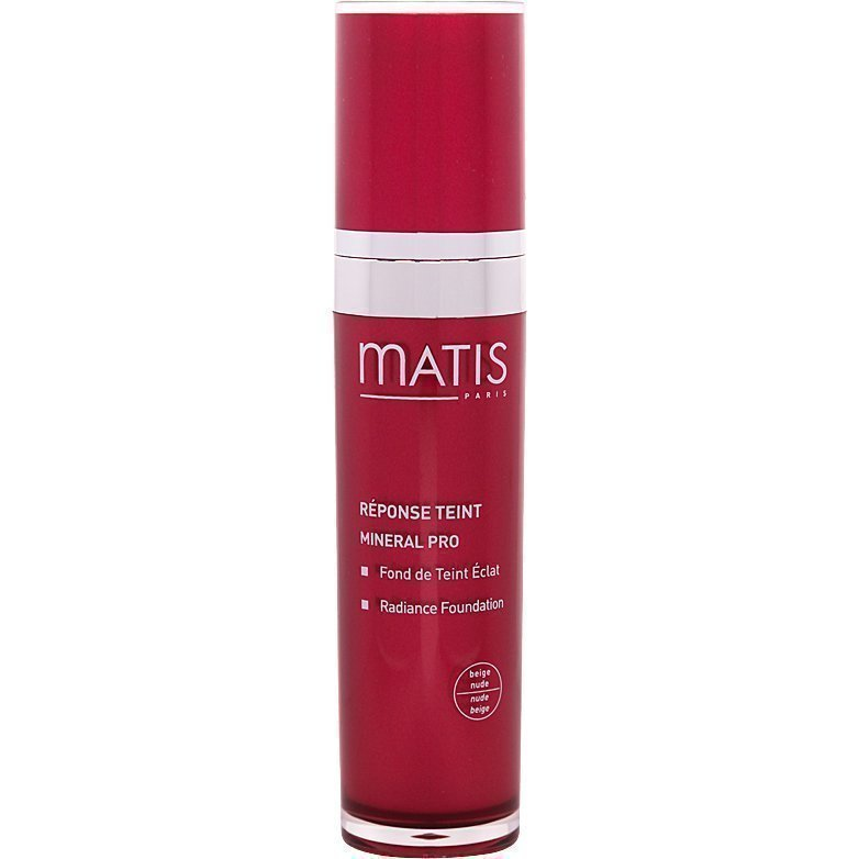 Matis Réponse Teint Mineral Pro  Radiance Foundation 06 Beige Nude 30ml