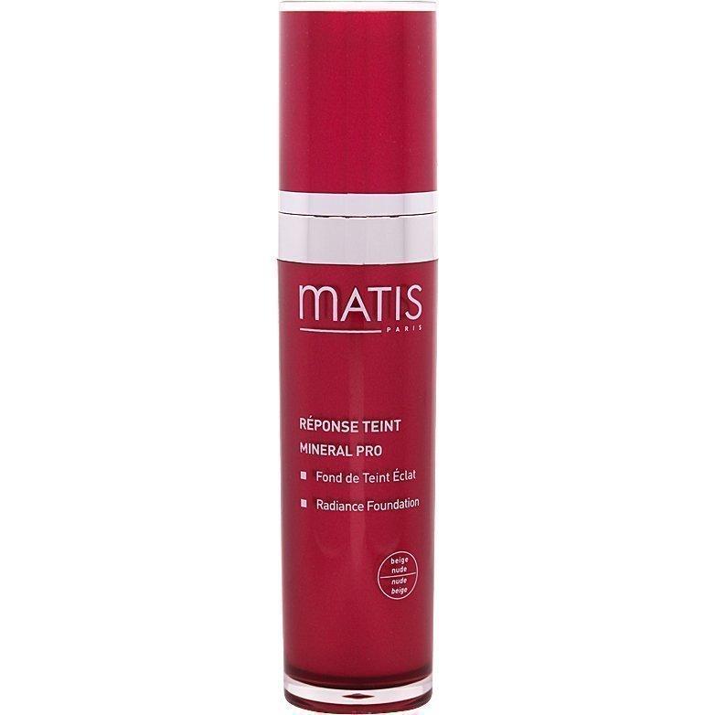 Matis Réponse Teint Mineral Pro  Radiance Foundation 06 Beige Nude 30ml