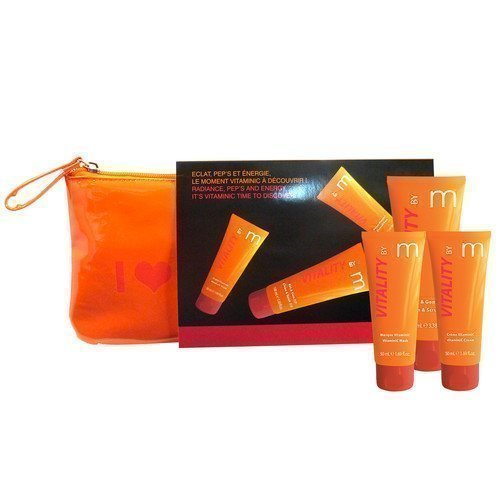 Matis Vitality by M Gift Set