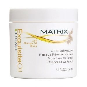 Matrix Biolage Biolage Exquisite Oil Ritual Hoitonaamio 150 ml