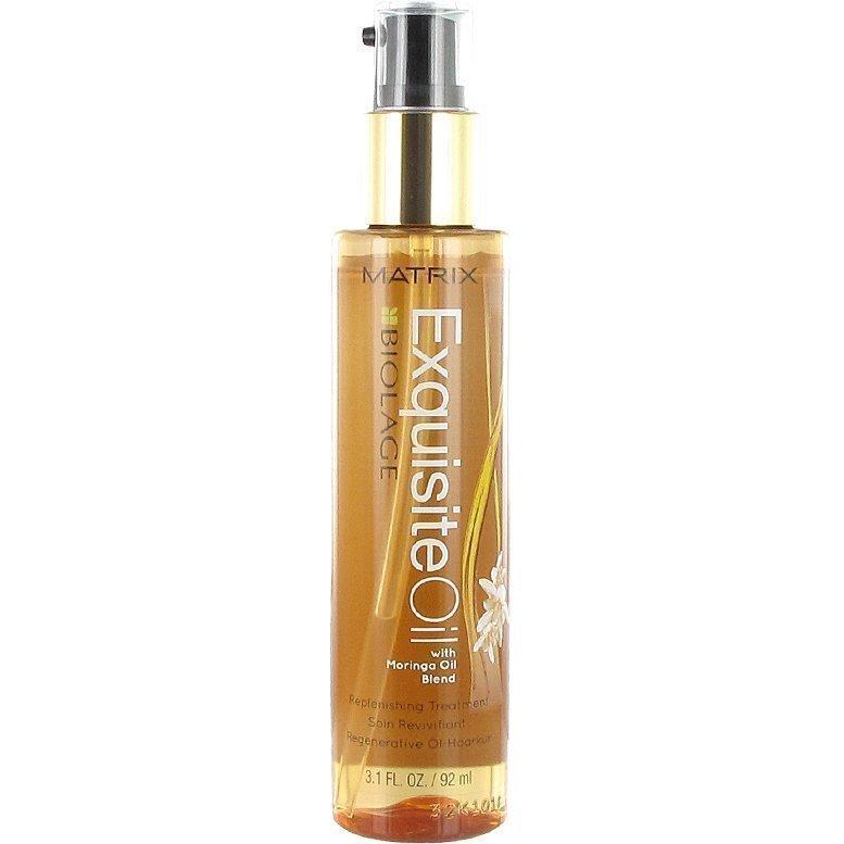 Matrix Biolage Exquisite Oil Replenishing Treatment 92ml