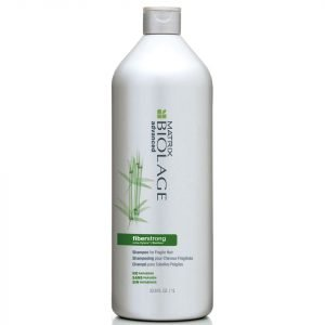 Matrix Biolage Fiberstrong Shampoo 1000 Ml With Pump