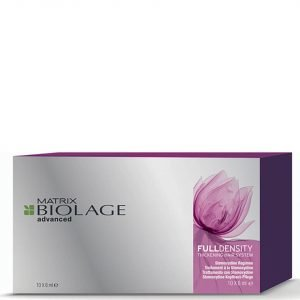 Matrix Biolage Full Density Stemoxydine Kit For Thinning Hair 10 X 6 Ml