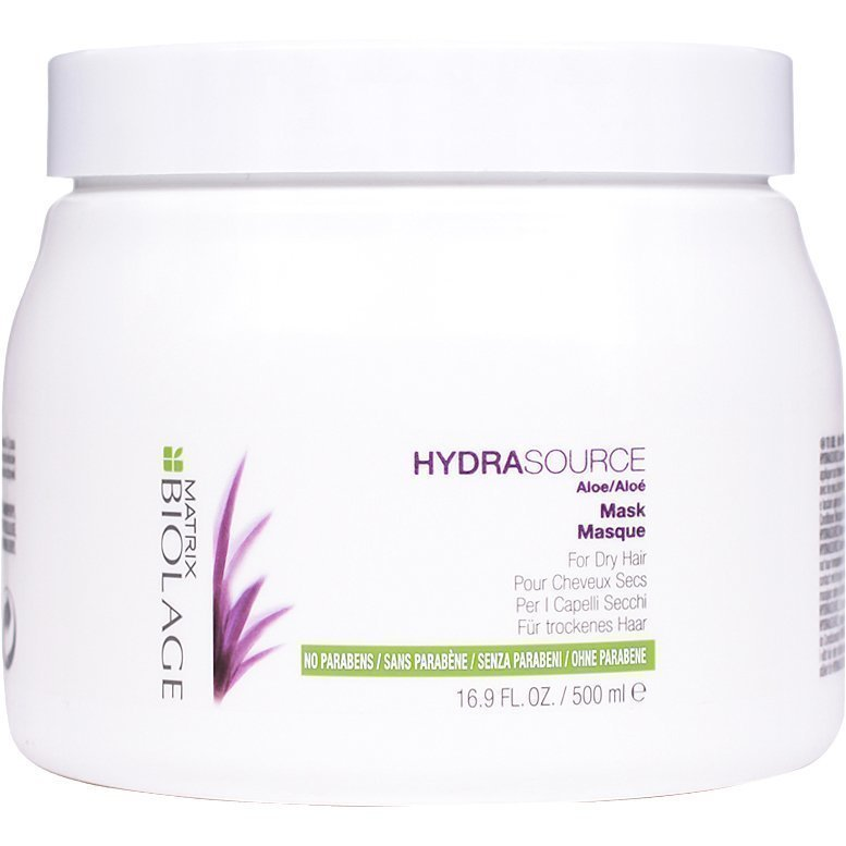 Matrix Biolage Hydrasource Masque 500ml