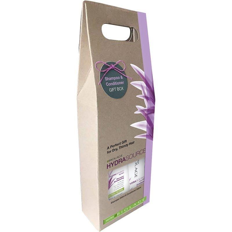 Matrix Biolage Hydrasource Set Shampoo 250ml Conditioner 200ml