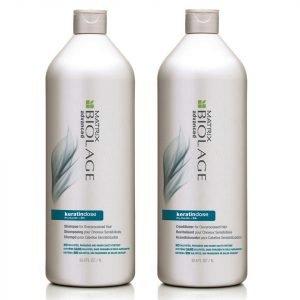 Matrix Biolage Keratindose Shampoo And Conditioner