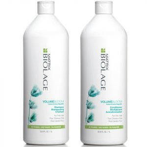 Matrix Biolage Volumebloom Shampoo And Conditioner 1000 Ml