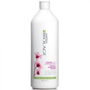 Matrix Colorlast Shampoo 1000 Ml With Pump