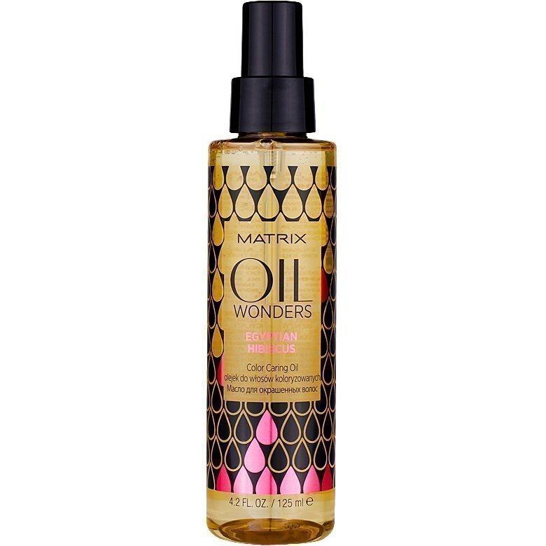 Matrix Oil Wonders Egyptian Hibiscus Oil 125ml