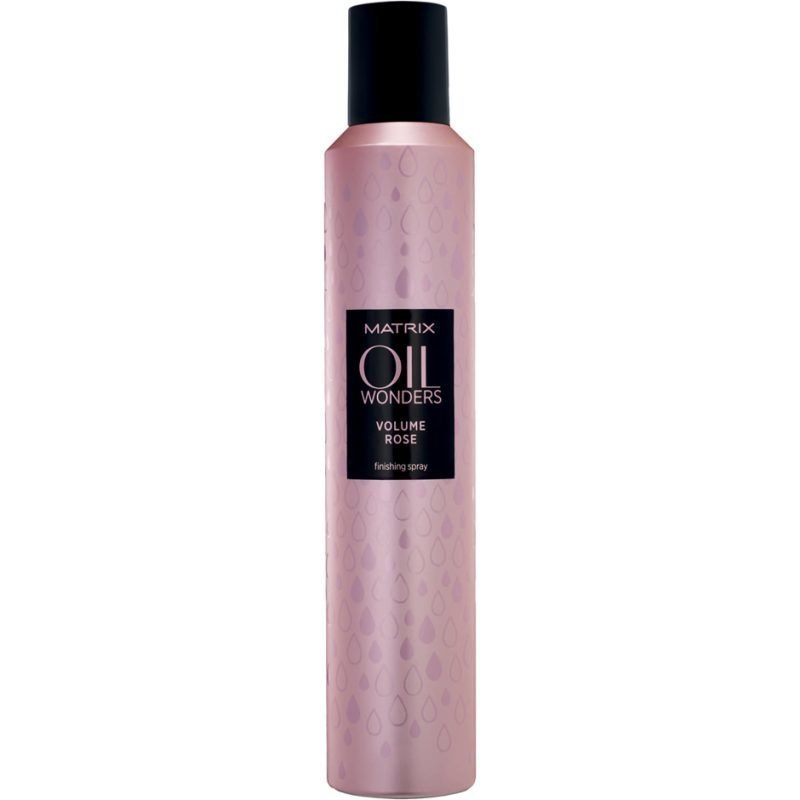 Matrix Oil Wonders Volume Rose Finishing Spray 400ml