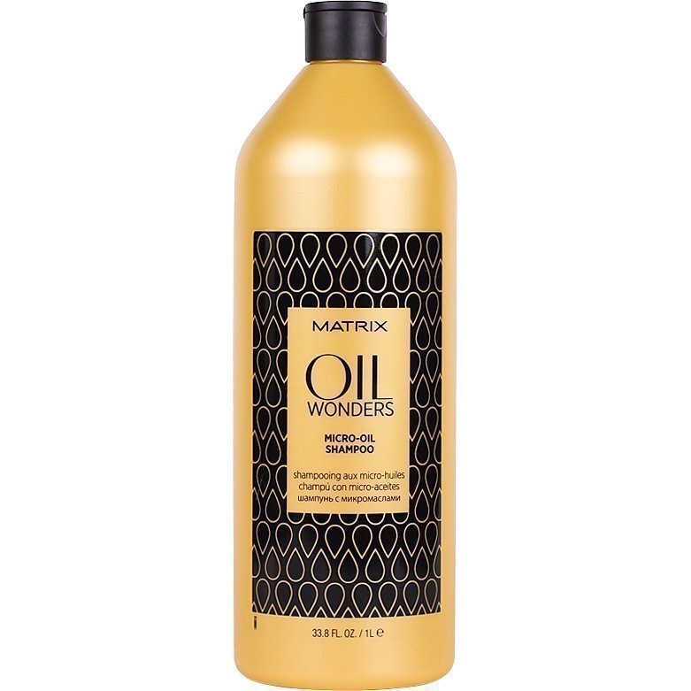 Matrix Oil WondersOil Shampoo 1000ml