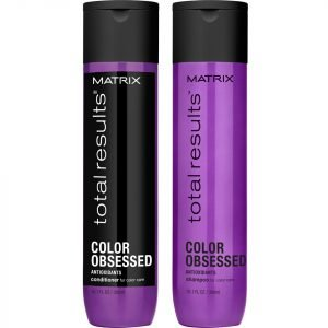 Matrix Total Results Color Obsessed Shampoo And Conditioner 300 Ml