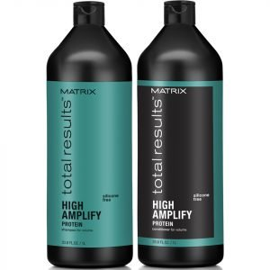 Matrix Total Results High Amplify Shampoo And Conditioner 1000 Ml