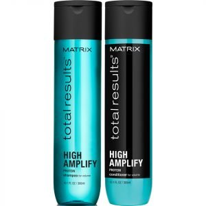 Matrix Total Results High Amplify Shampoo And Conditioner 300 Ml