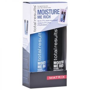 Matrix Total Results Moisture Me Rich Gift Set
