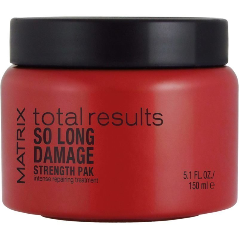 Matrix Total Results So Long Damage Strength Pak Treatment 150ml