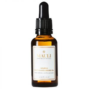 Mauli Nourish Post-Shave And Beard Oil 30 Ml
