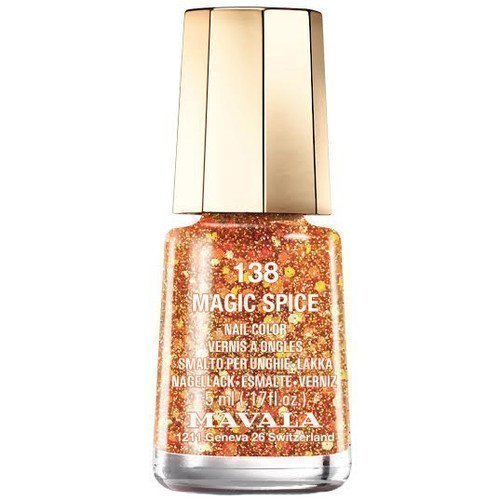 Mavala Nail Color 138 Magic Spice